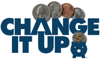 TrueCore Change It Up program logo.